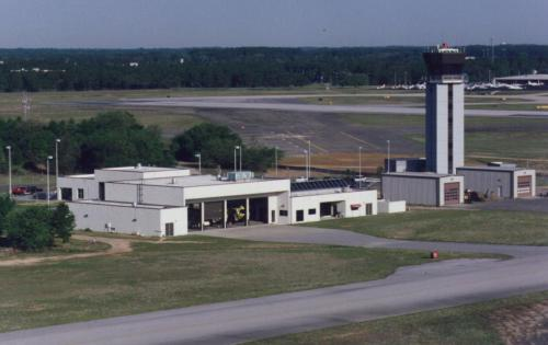 Control Tower Pensacola Airport 0009