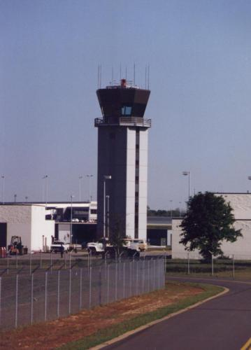 Control Tower Pensacola Airport 0010